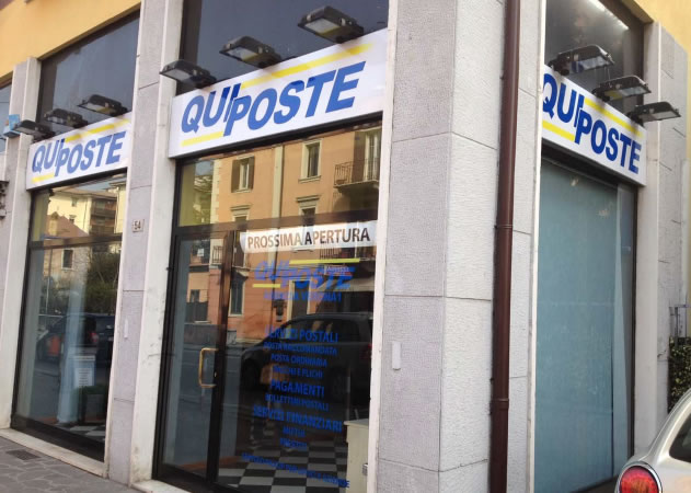 Ufficio Postale A Verona : Vviolenta rapina alle poste alla vigilia di ognissanti malvivente