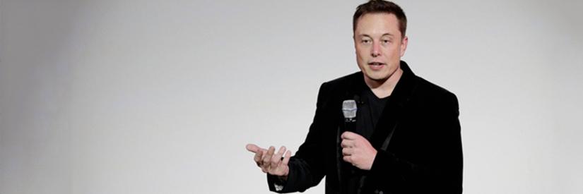 Elon Musk uno dei più popolari imprenditori del periodo