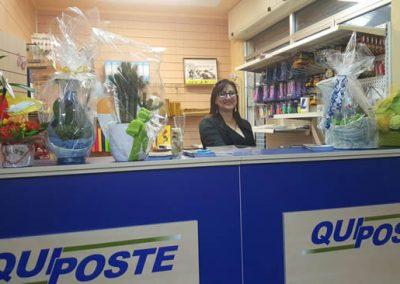 Ufficio QuiPoste Pietrapaola 4 consegna postino