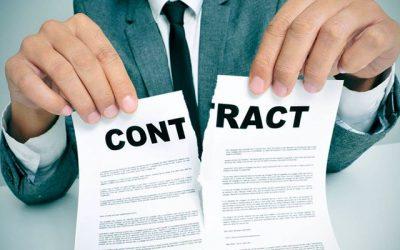 Disdetta contratto di locazione per raccomandata AR